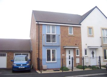 Thumbnail 3 bed property to rent in Rapide Way, Weston-Super-Mare