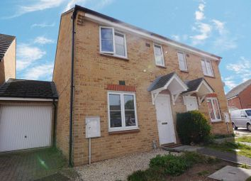 Thumbnail 2 bed semi-detached house for sale in Cherwell Road, Berinsfield, Wallingford