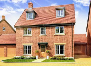 Thumbnail 5 bed detached house for sale in Hadley Grange, Clipstone Park, Leighton Buzzard