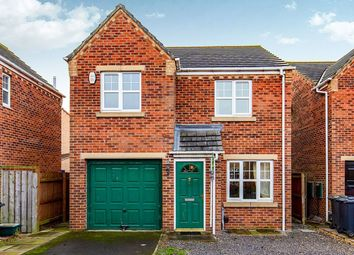 Thumbnail 3 bed detached house for sale in Moorfield Close, Darlington
