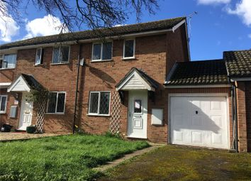Thumbnail 2 bed semi-detached house for sale in Chestnut Close, Theale, Reading, Berkshire