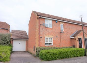 Thumbnail 2 bed semi-detached house for sale in Oldbrook, Milton Keynes