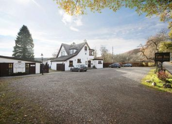 Thumbnail Commercial property for sale in Kilmahog, Callander