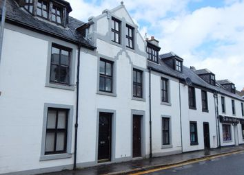 Thumbnail 1 bed flat to rent in 6 Bath Street, Largs, Ayrshire