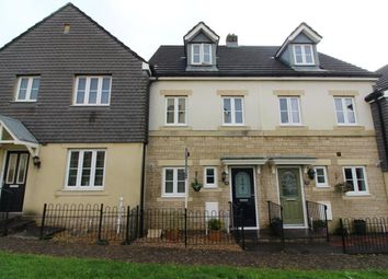 Thumbnail 3 bed terraced house for sale in Bellflower Close, Roborough, Plymouth