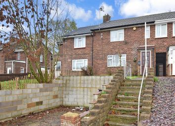Thumbnail 3 bed terraced house for sale in Churchill Avenue, Chatham, Kent