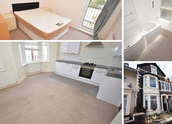 Thumbnail 2 bedroom flat to rent in Kingsland Road, Canton, Cardiff