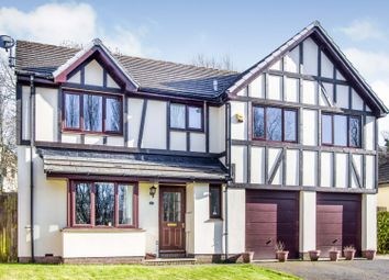Thumbnail 5 bed detached house for sale in Coppice Close, Barnstaple