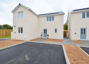Thumbnail 2 bed semi-detached house for sale in Lower Metherell, Callington