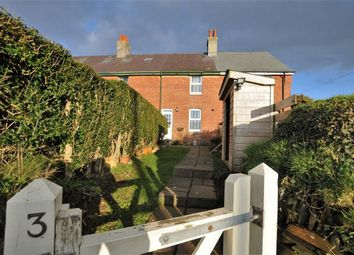 Thumbnail 2 bed terraced house for sale in Willapark View, Boscastle, Cornwall