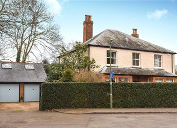 Thumbnail 4 bed detached house for sale in School Lane, Bagshot, Surrey