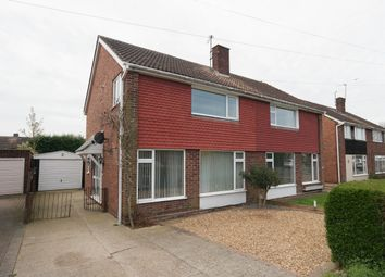 Thumbnail 3 bed semi-detached house to rent in The Pound, St Ives, Cambridge, Cambridgeshire