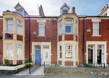 Thumbnail 2 bed flat for sale in Woodbine Avenue, Wallsend, Tyne And Wear