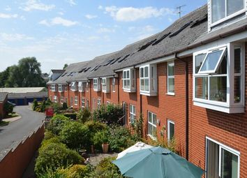 Thumbnail 1 bed flat to rent in Meadows Crescent, Streamers Meadows, Honiton