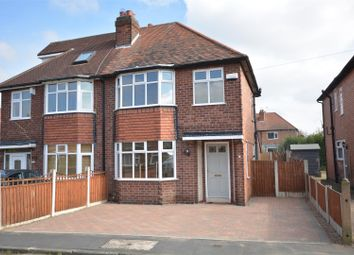 Thumbnail 3 bed semi-detached house for sale in Abingdon Drive, Ruddington, Nottingham