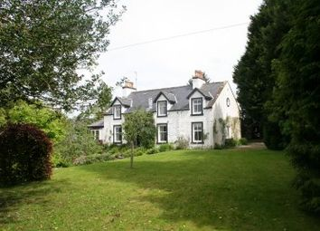 Thumbnail 3 bedroom detached house for sale in Waulkmill House, Minnigaff, Newton Stewart