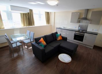 Thumbnail 3 bed flat to rent in Trinity Road, Bootle