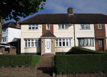 Thumbnail 3 bed semi-detached house for sale in Well Approach, Arkley, Barnet