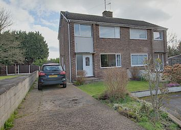 Thumbnail 3 bed semi-detached house for sale in Repton Drive, Ilkeston