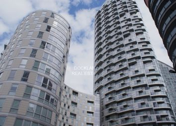 Thumbnail 2 bed flat for sale in Providence Tower, Fairmont Avenue, Canary Wharf