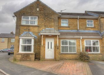 Thumbnail 4 bed semi-detached house for sale in New Taylor Fold, Briercliffe, Burnley
