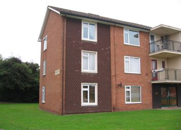 Thumbnail 2 bedroom flat to rent in Sandiford Crescent, Newport, Shropshire