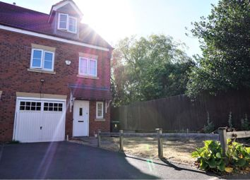 Thumbnail 4 bed semi-detached house for sale in Galton Drive, Great Barr
