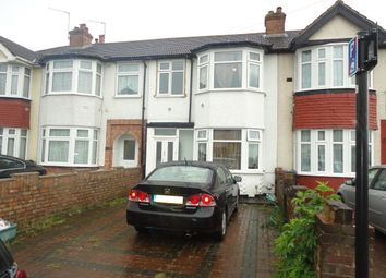 Thumbnail 4 bed terraced house to rent in Myrtle Avenue, Feltham