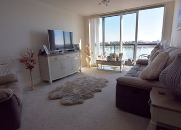 Thumbnail 2 bed flat for sale in Castle View House, Upnor