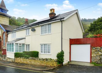 Thumbnail 4 bed detached house for sale in Mitchell Avenue, Ventnor