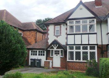4 bed semi-detached house for sale in Chester Road, Erdington, Birmingham B24
