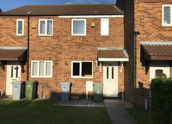Thumbnail 2 bed town house to rent in Vera Crescent, Rainworth, Mansfield