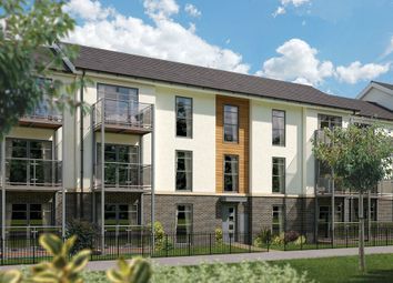"Thumbnail 1 bed flat for sale in ""Sandpiper House"" at Mansell Road, Patchway, Bristol"