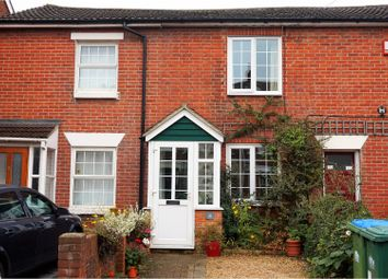 Thumbnail 2 bed terraced house for sale in Albany Road, Southampton