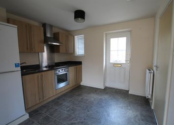 Thumbnail 3 bed end terrace house to rent in St. Andrews Court, Church Gresley, Swadlincote