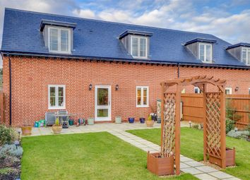 Thumbnail 3 bed semi-detached house for sale in Willis Grove, Foxholes Business Park, Hertford