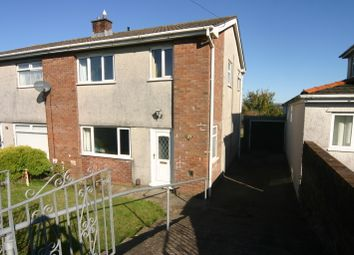 Thumbnail 3 bed semi-detached house to rent in Elba Street, Gowerton, Swansea