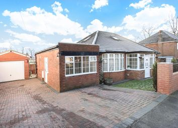 Thumbnail 3 bed bungalow for sale in Bentcliffe Gardens, Moortown, Leeds