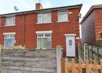 Thumbnail 3 bed terraced house for sale in Alexandra Avenue, Whitefield, Manchester