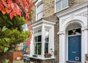 Fassett Square, London E8. 4 bed end terrace house for sale