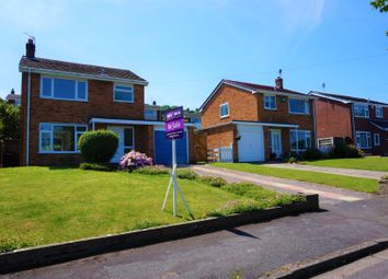 Thumbnail 3 bed detached house for sale in Maes Ffynnon, Llanddulas