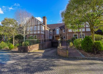 Thumbnail 3 bed flat for sale in Oatlands Drive, Weybridge, Surrey