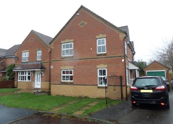 Thumbnail 4 bed detached house to rent in Thwaites Close, Newton Aycliffe