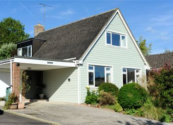 Thumbnail 3 bed detached house for sale in Newbury Road, Lambourn, Hungerford, Berkshire