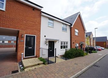 Thumbnail 3 bed semi-detached house to rent in Lenz Close, Colchester, Essex.