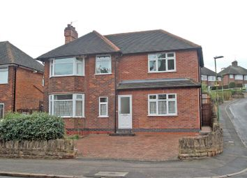 Thumbnail 4 bedroom detached house for sale in Cantrell Road, Bulwell, Nottingham