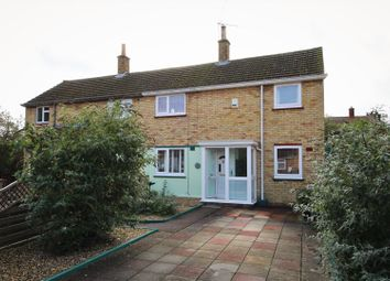 Thumbnail 3 bedroom semi-detached house for sale in Somerset Close, Cambridge