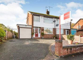3 bed semi-detached house for sale in Balmoral Avenue, Crewe, Cheshire CW2