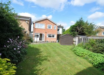 Thumbnail 4 bed detached house to rent in Heath Farm Road, Ferndown