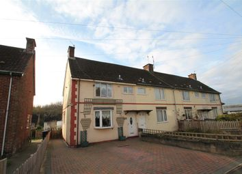 Thumbnail End terrace house for sale in Lodge Avenue, Ashbourne